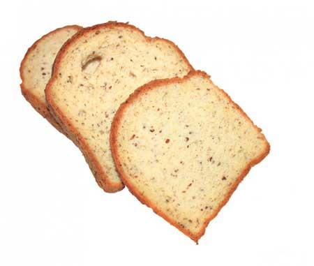 Кто-то на безглютеновой диете все еще может потреблять хлеб, если он сделан из заменителя пшеничной муки, например, из просовой муки