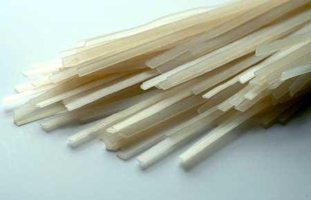Рисовые макароны могут быть частью безглютеновой диеты