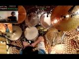Уроки игры на барабанах по Скайпу +79608354338