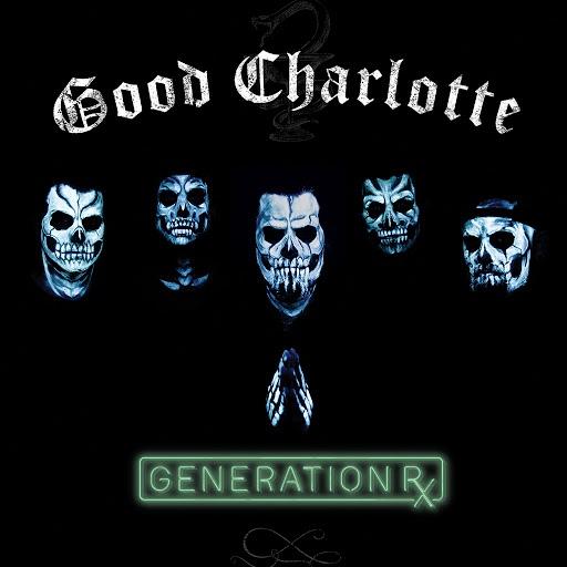 Good Charlotte альбом Generation Rx