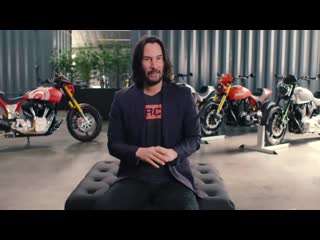 Keanu Reeves Shows Us His Most Prized Motorcycles _ Collected _ GQ