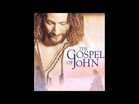 Koko elokuva JOHANNEKSEN EVANKELIUMI - Full movieThe Gospel of John Suomi (Finnish)