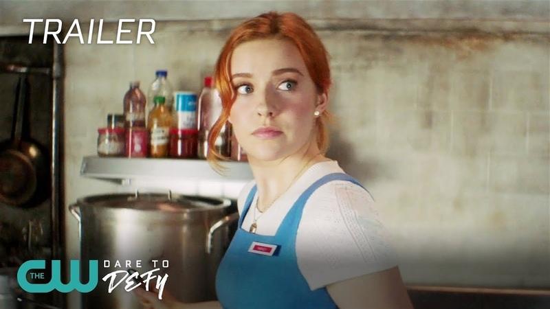 Nancy Drew First Look Trailer The CW