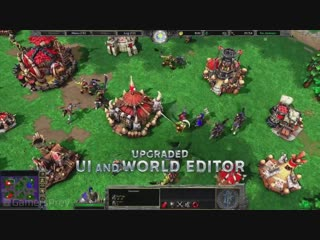 Warcraft 3- Reforged - BlizzCon 2018 Gameplay Trailer [HD 1080P]