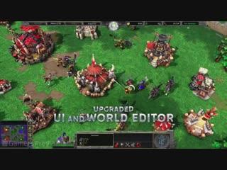 Warcraft 3- Reforged - BlizzCon 2018 Gameplay Trailer [HD 1080P]