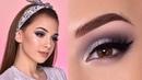 Cool Toned Smokey Eye Makeup Tutorial Chatty Glam