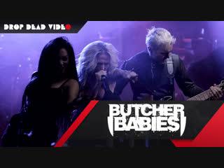 Butcher Babies - Burn the Straw Man. Санкт-Петербург 23.10.18