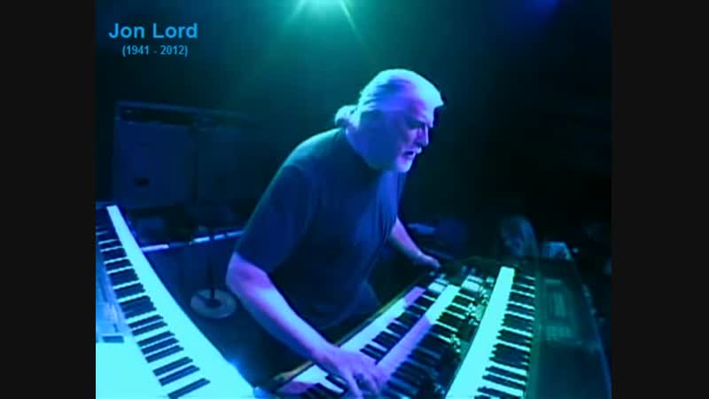 Jon Lord live solos (part 1)