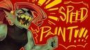 Undyne Frisk Redraws | UNDERTALE Speedpaint