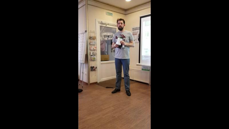 Программа Детокс от врача нутрициолога Куликова ч 1