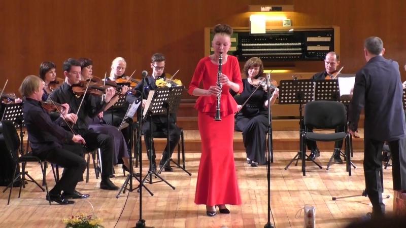 Валерия Павленко и Камерный оркестр Игоря Лермана