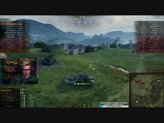 [EviL GrannY | World of Tanks] 12 ФРАГОВ В ПЕРВОМ ЖЕ БОЮ НА КОЛЕСНОМ ТАНКЕ! - EBR Hotch