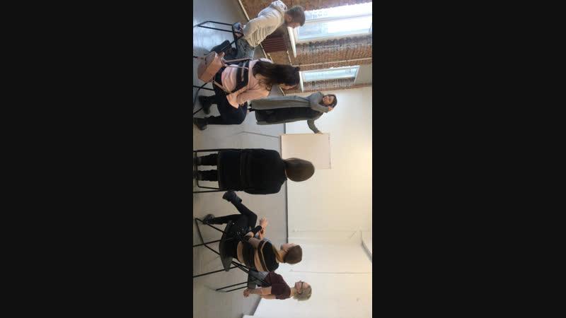 Live: Школа актерского мастерства Легкие люди