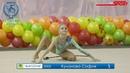 Куланова София Булавы КМС Екатеринбург ВИКТОРИЯ (4К)