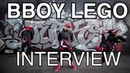 Bboy Lego - Flipside Kings (FULL INTERVIEW)