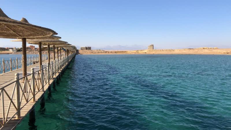 Отель NUBIA, г. Хургада, Египет 🇪🇬. День 6.