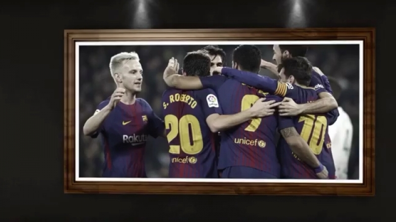Welcome to the Museum of the Champions of LaLiga Santander 2017 18 @fcbarcelona 😍🏆 Champions Barça Barcelona