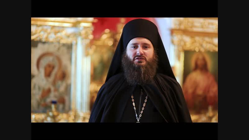 Слово на Крещение Господне наместника Раифского Монастыря игумена Гавриила (Рожнова).
