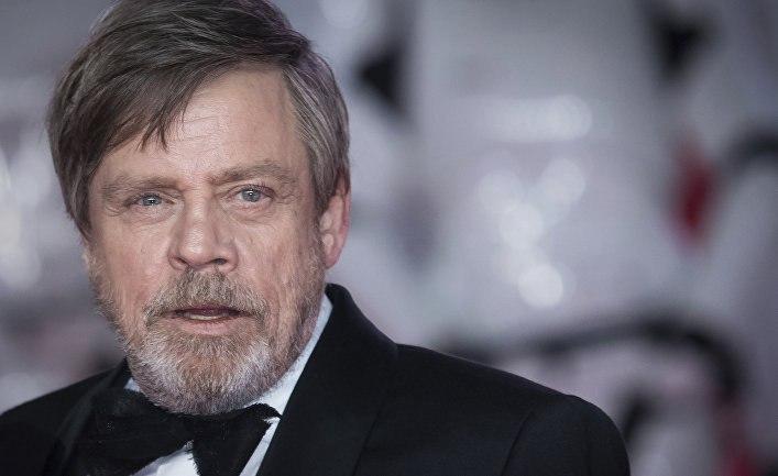 Марк Хэмилл хочет увидеть злого Призрака Силы в «Звездных войнах»