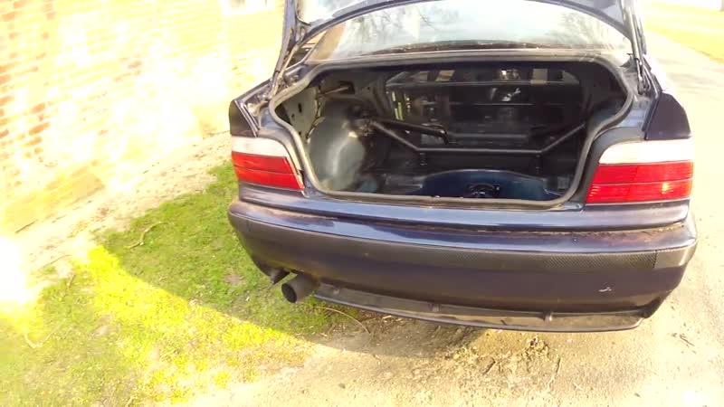 Bmw E36 325i Turbo m50b25