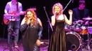 Наталия Диевская и Таис Урумидис в концерте All That Jazz
