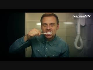 Armin van Buuren ft. Conrad Sewell - Sex, Love & Water (Laidback Luke Remix) [Official Lyric Video]