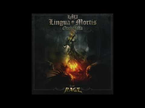 Rage Lingua Mortis Orchestra LMO 2013 LP EU HQ