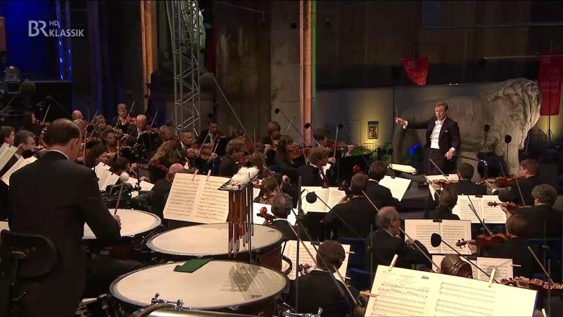 Odeonsplatz 2016 - An die Freude - Daniel Harding