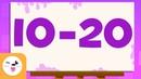 Adivina los números del 10 al 20 Aprende a escribir y leer los números del 1 al 100