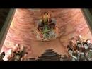 Интерьер буддийского храма в Дунь Хуа (Китай)