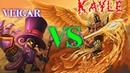 Крутой камбэк от вражеской команды I Kayle vs Veigar I Patch 8 14 I MID lane