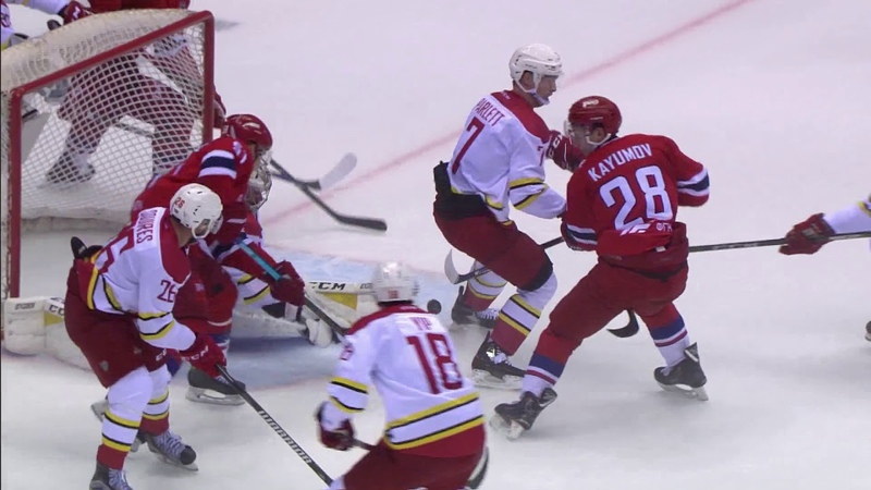 Sochi Hockey Open. Kunlun RS 0 Lokomotiv 2, 6 August 2018
