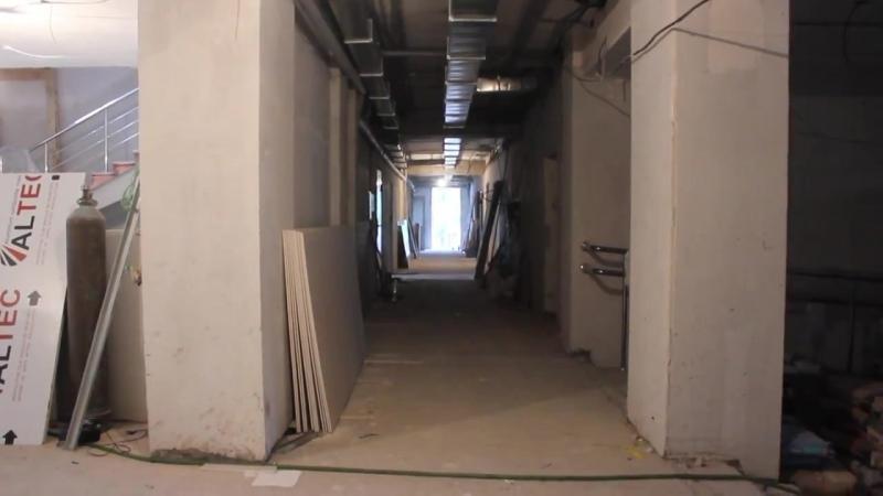 Старость в радость- в доме-интернате «Забота» идет реконструкция спального корпуса
