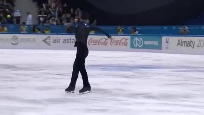 Denis TEN 28th Winter Universiade 2017 Men SP Denis