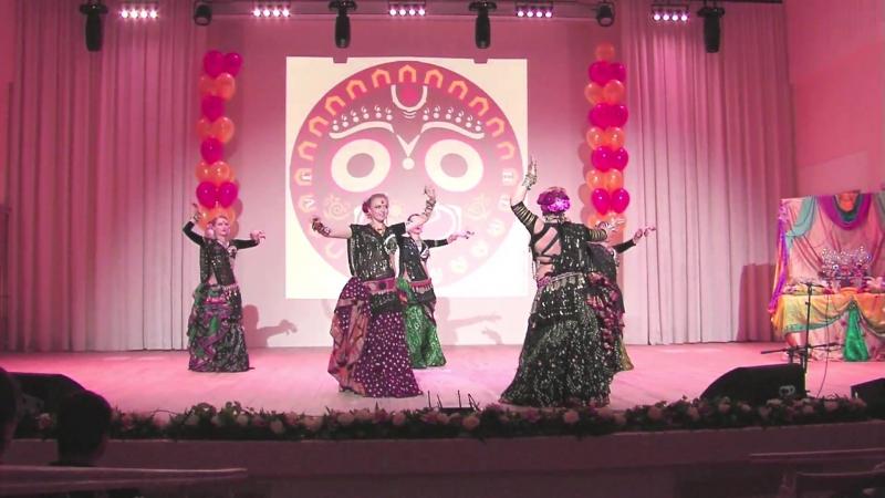 Vlll фестиваль культуры Индии в г. Мурманске 02 июня 2018г