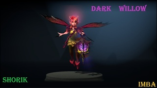 [Dota] DARK WILLOW Great help to the allies !!!