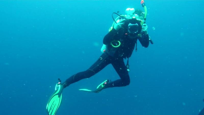 Bohol, Anda, diving march 2018/Бохол, Анда, дайвинг март 2018