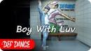 BTS (방탄소년단) - Boy With Luv (보이 위드 러브) 댄스학원 No.1 데프댄스스쿨 KPOP DANCE COVER(Mirrored) 데프수
