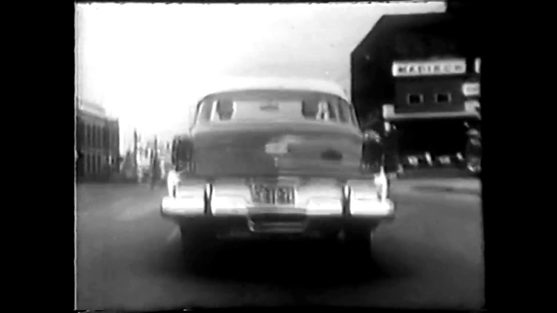 1955 Plymouth Belvedere Turbine Car