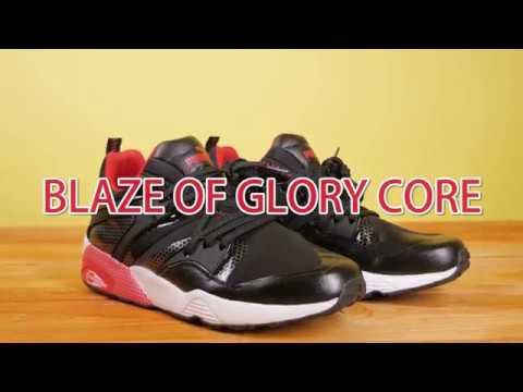 PUMA Blaze of Glory CORE - кроссовки мечты ➔ мега обзор