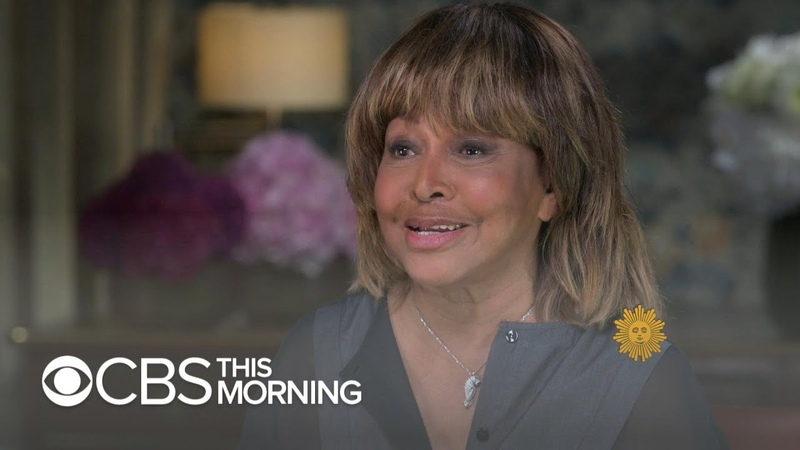 Tina Turner says she thought her voice was kind of ugly at first