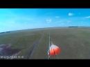 Мой первый полет на параплане. Спасибо за подарок!