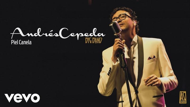Andrés Cepeda - Piel Canela (Audio Oficial en Vivo)