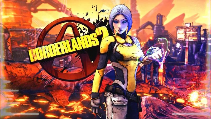 Borderlands 2 Визуальная импровизация