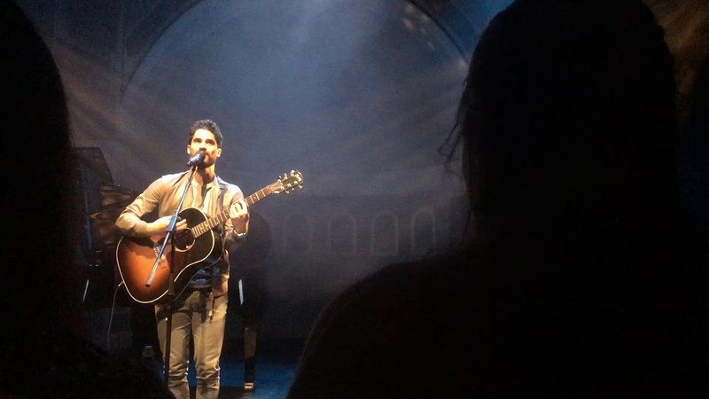 Darren Criss Granger Danger - Eternity Playhouse Sydney