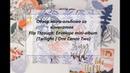 Обзор мини-альбома из конвертов (Flip Through: Envelope mini-album (Twilight | One Canoe Two)