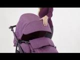 Прогулочная коляска-трость Blix-plus