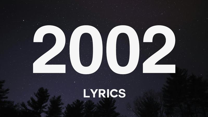 Anne-Marie – 2002 (Lyrics/Lyric Video)