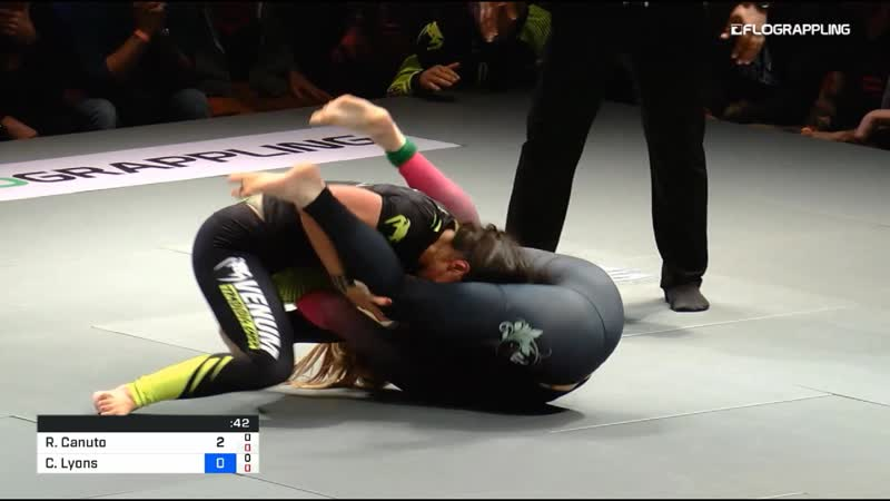 Raquel Canuto vs Chelsah Lyons Kasai Super Series 1