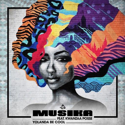 Yolanda Be Cool альбом Musika (feat. Kwanzaa Posse)